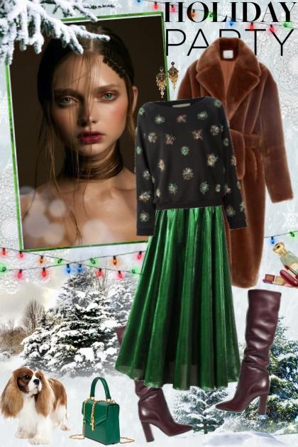 2 января- Fashion set
