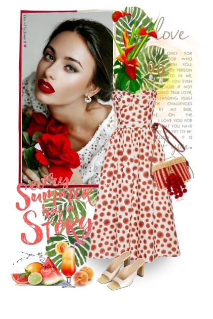 июль- Modekombination