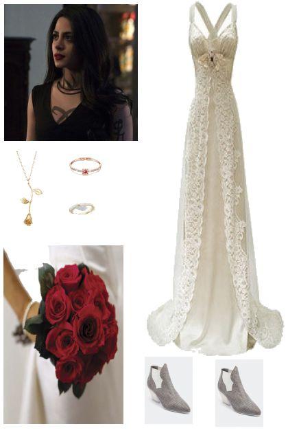 Liz Andor (Wedding Dress)