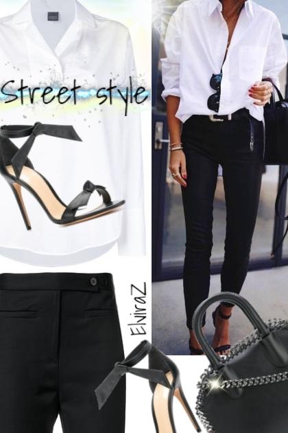 -Street style-