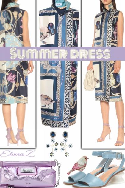 --Summer dress--
