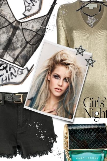 ~ Girl's Night! ~