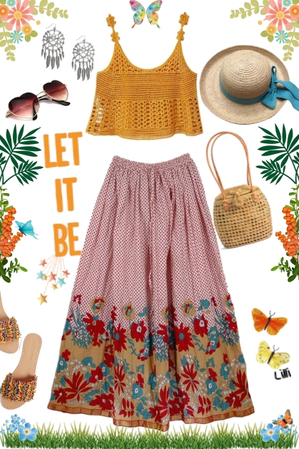 Let It Be- Fashion set