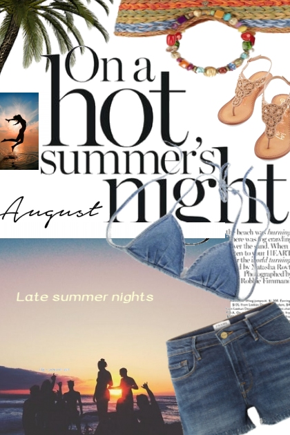 On a Hot Summer's Night