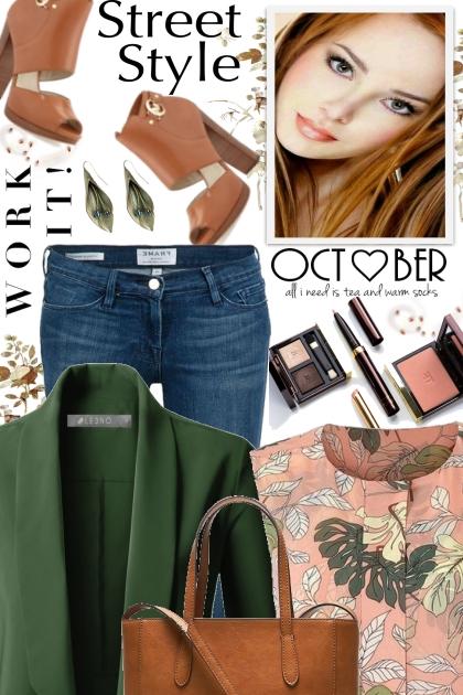 October Street Style