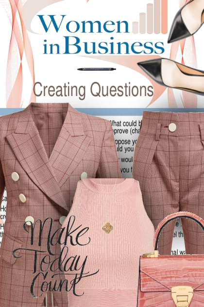 Make Today Count- Fashion set
