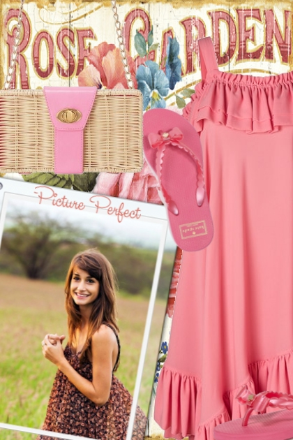 Pink Picture Perfect