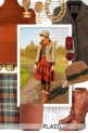Fall In Love With Plaid