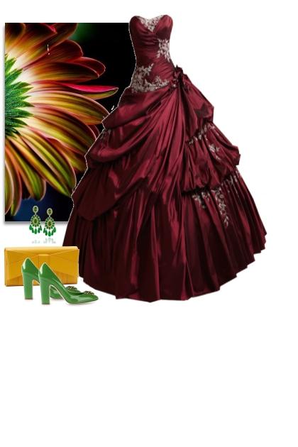 Flower & Gown