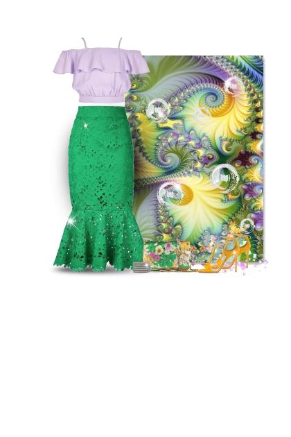 Mermaid Tropics