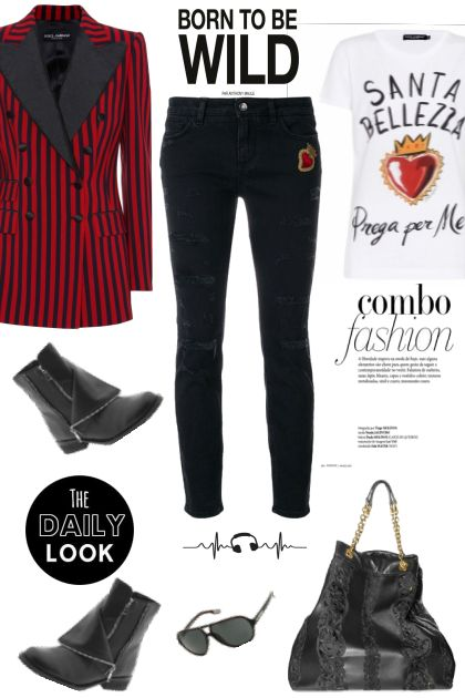 The Daily Look by D&G