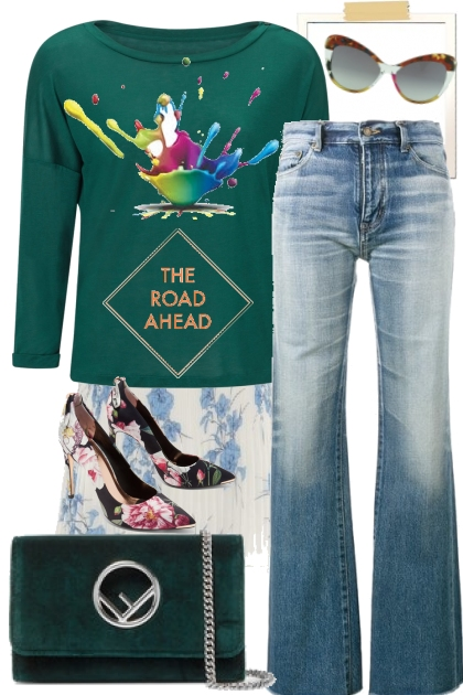 mood- Fashion set