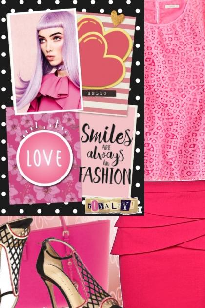 Smiles For Fashion- Fashion set