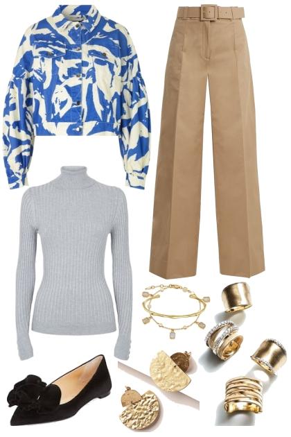 All the things I wanna buy me- combinação de moda