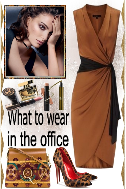 What to wear in the office