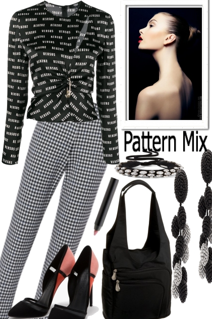 Pattern Mix for the office