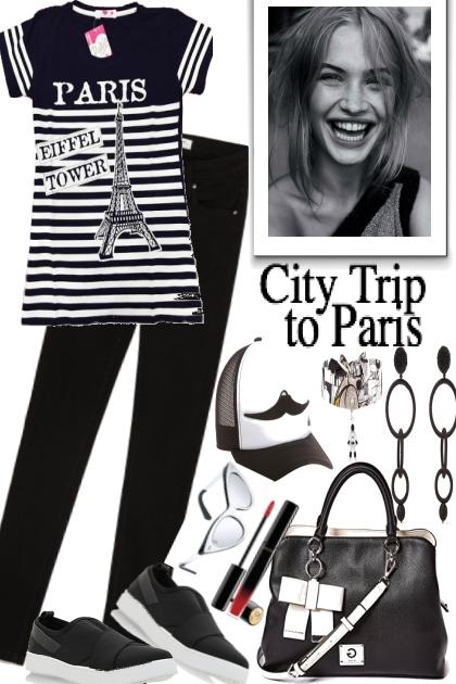 City Trip to Paris