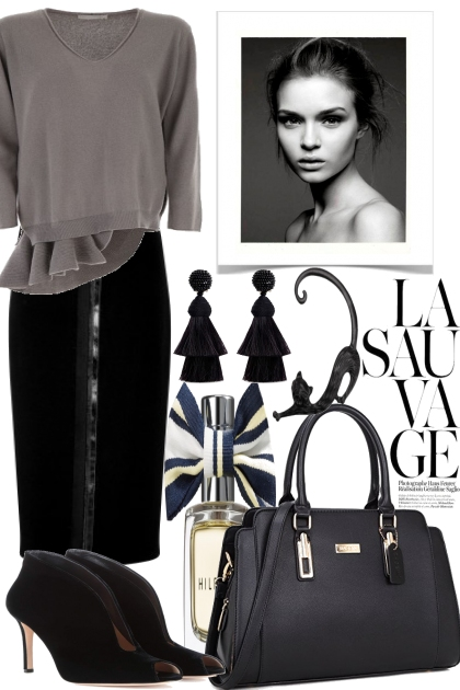 CHIC AND EASY STYLE FOR THE OFFICE