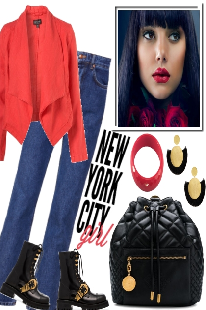 RED FOR NYC