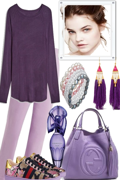 EVERY DAY IN LAVENDER