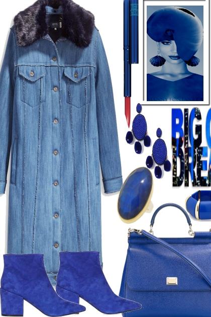 SO BLUE LIKE MONDAY