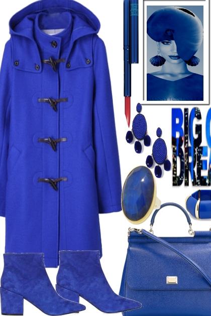 SO BLUE LIKE THE BLUES