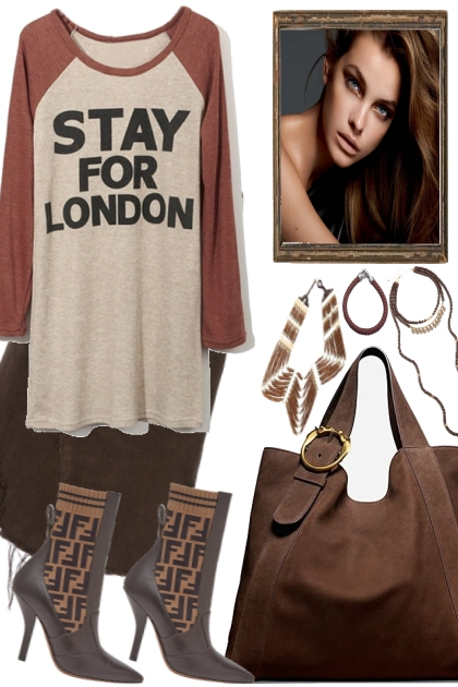 STAY FOR LONDON