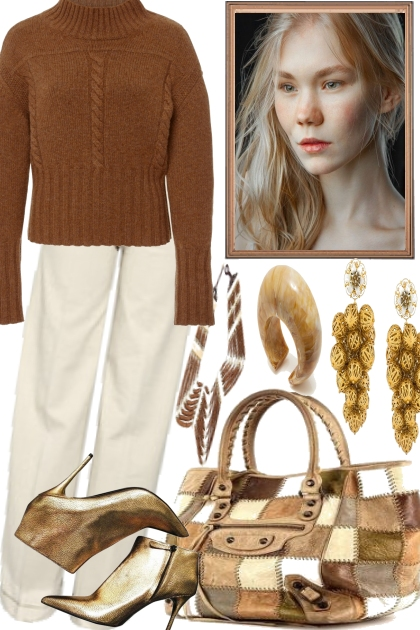 COGNAC WITH WHITE