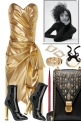 Glamour for New Years Eve