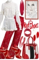 Red Shoes for Spring