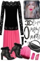 PINK UP YOUR BLACK.