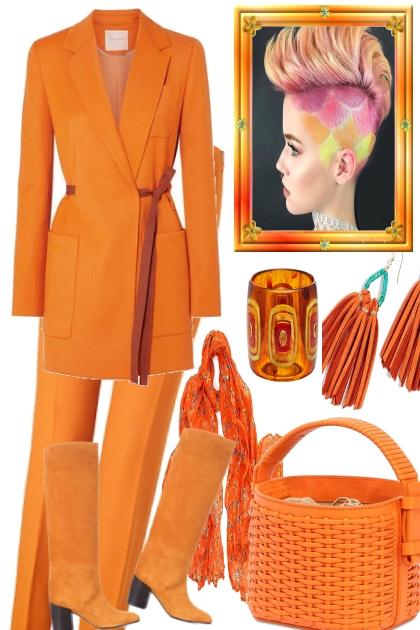 Only Orange