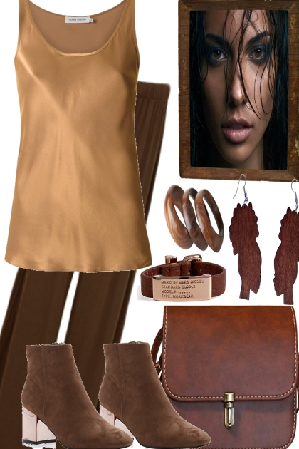 Brown Beauty