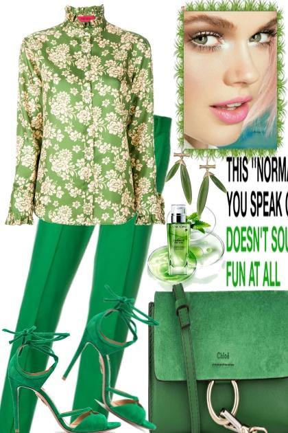LOVING GREEN