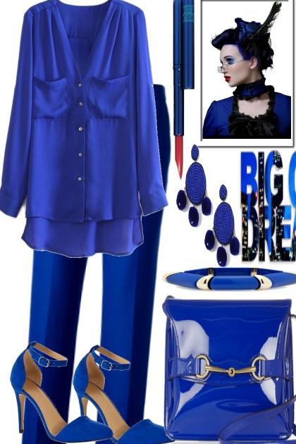 FRÜHLINGS BLUES