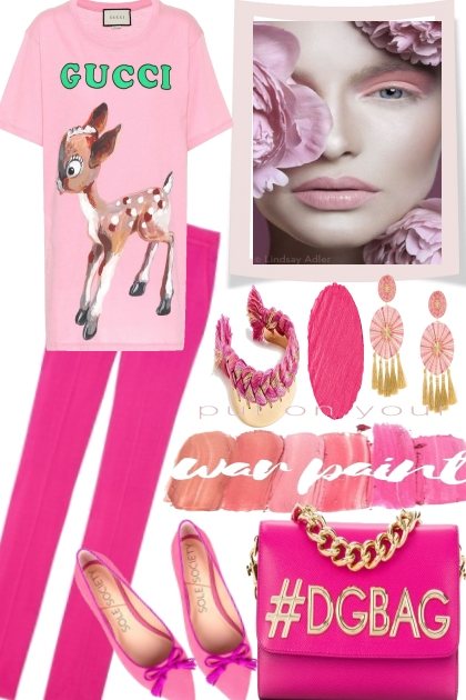 It´s pinky pink again