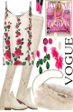 EN VOGUE WITH ROSES