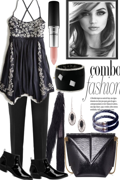CASUAL PARTY, EASY STYLE- Fashion set