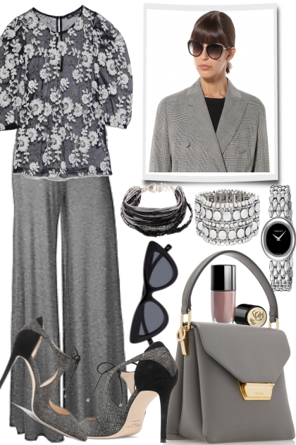 8 meeting- Fashion set