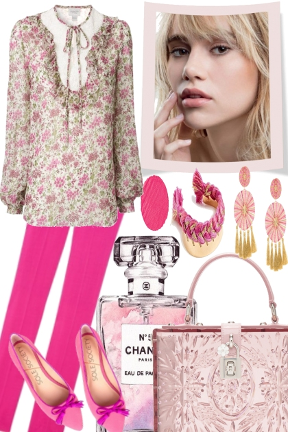SOFT AND PINK PINK