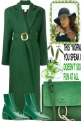 FOR FALL: GREEN