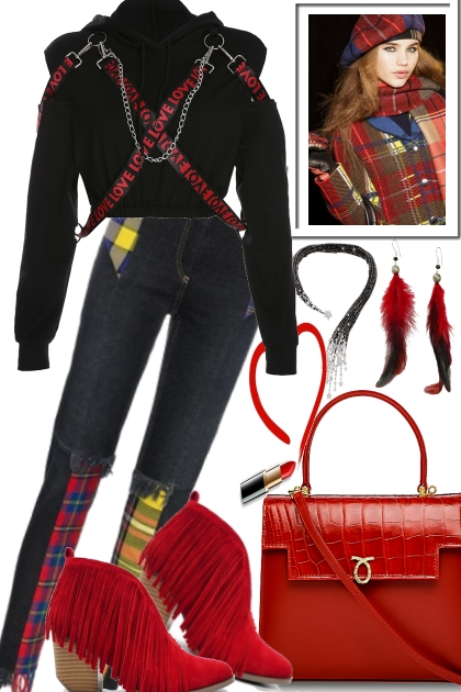 IN THE CITY OF LONDON- Fashion set