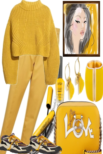 Comfy in Yellow