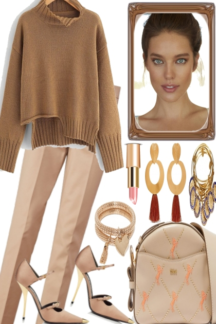 BEIGE, COLOR FOR FALL