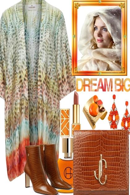 DREAM BIG, BIG DREAMS..- Fashion set