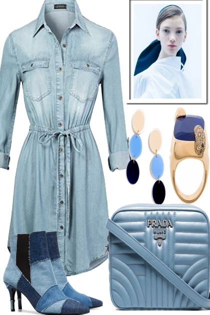 JEANS FOR THE DRESS
