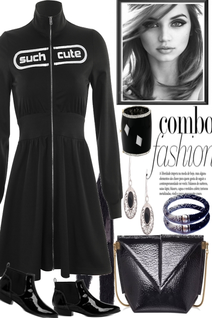 JUST AN EASY COMBO- Fashion set