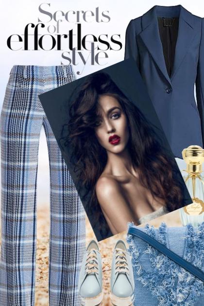 THE MONDAY BLUES- Fashion set