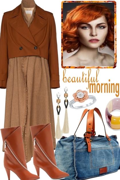 BEAUTIFUL MORNING WITH COCNAC