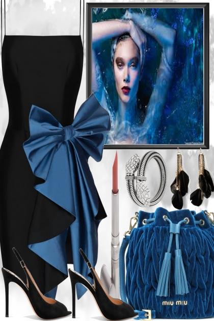 BLACK NEEDS BLUES